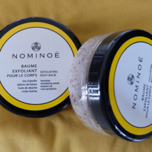 Baume exfoliant corps Nominoë