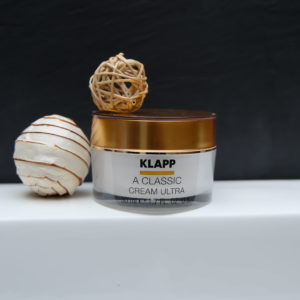 A classic Crème Ultra Klapp