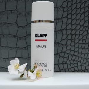 klapp immun radical moist gel