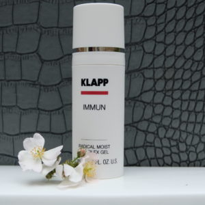 klapp immun radical moist gel
