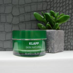 skin natural mousse mask