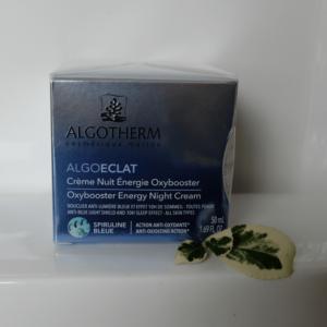 Crème nuit AlgoEclat Algotherm